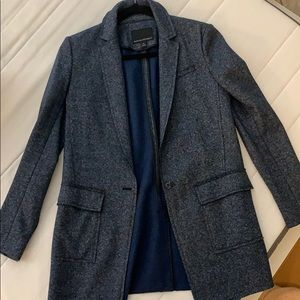 Banana Republic Long Blazer